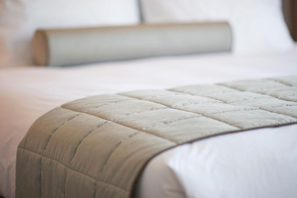 Tấm trang trí giường khách sạn với nhiều lợi ích khác nhau