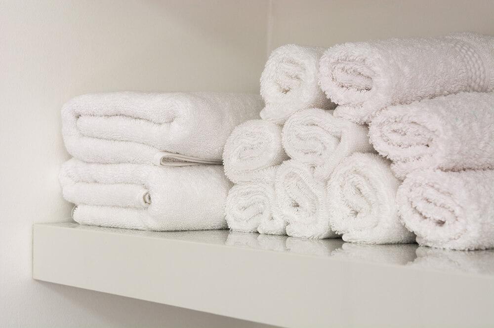 Hãy chọn đơn vị cung cấp khăn bông uy tín, đầy đủ nhãn mác