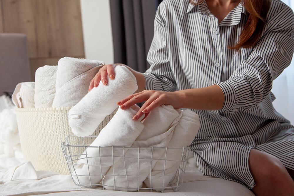 Với tính an toàn cao thì khăn bông hữu cơ cũng là sự lựa chọn hàng đầu của các chị em trong việc bảo vệ và chăm sóc gia đình.