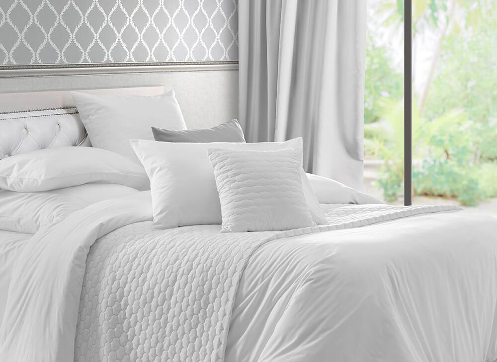 Đồ vải khách sạn là một trong những phụ kiện không thể thiếu trong ngành kinh doanh dịch vụ lưu trú như khách sạn, resort, homestay…